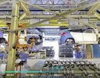 Conheça o processo de fabricação de carros dentro de uma montadora