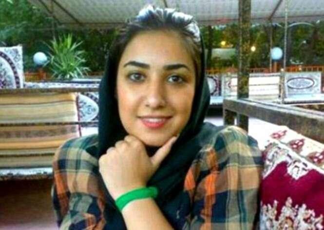 Iraniana enfrenta acusação de indecência após dar aperto de mão a homem