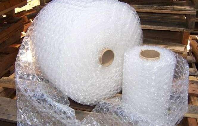 Plástico-bolha sofre modernização que desagrada maioria das pessoas pelo fato de não estourar