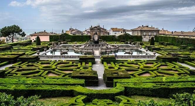 Os mais belos jardins de todo o mundo