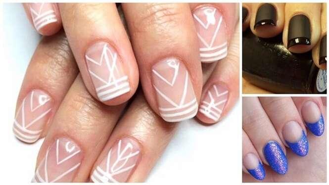 Desenhos incríveis para deixar suas unhas sempre na moda