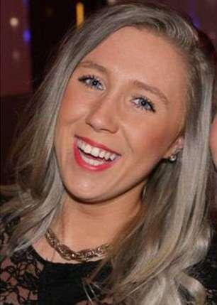 Courtney Stewart, de 21 anos.