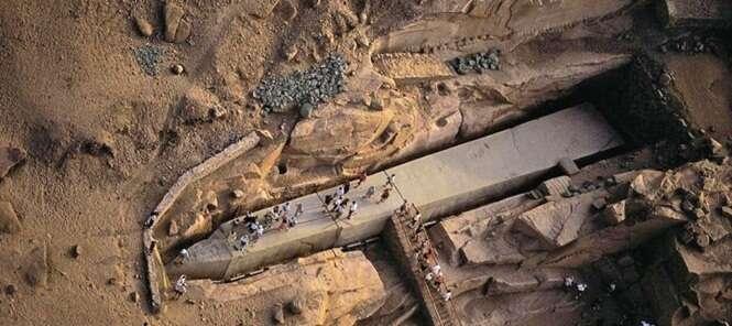 Coisas estranhas encontradas por arqueólogos que ainda não tiveram explicação