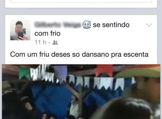 Pessoas sem intimidade alguma com a língua portuguesa