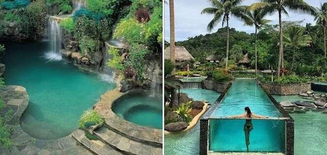 As mais incríveis piscinas do mundo