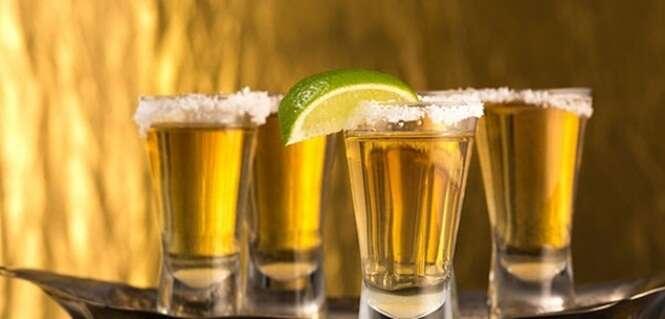 Beber tequila ajuda a perder peso