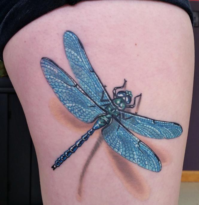 Tatuagens em 3D que vão te impressionar