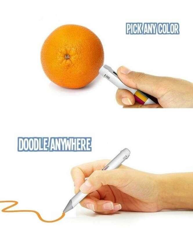 Invenções criativas que você precisa conhecer