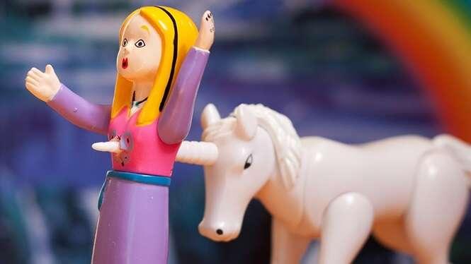 Os brinquedos mais estranhos já criados