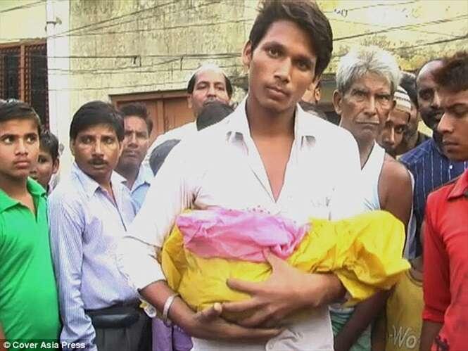 Grávida morre após médicos deixarem cabeça de seu bebê recém-nascido dentro do ventre