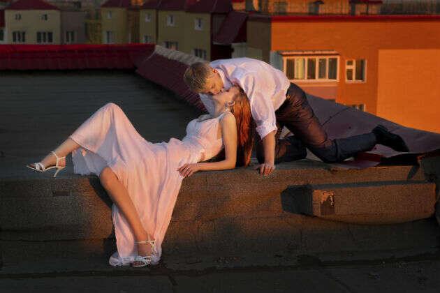 Lugares inusitados e arriscados para ter relações íntimas