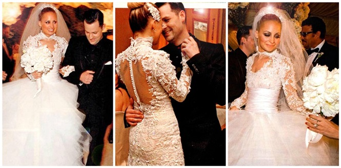 Os mais impressionantes e caros vestidos de casamento