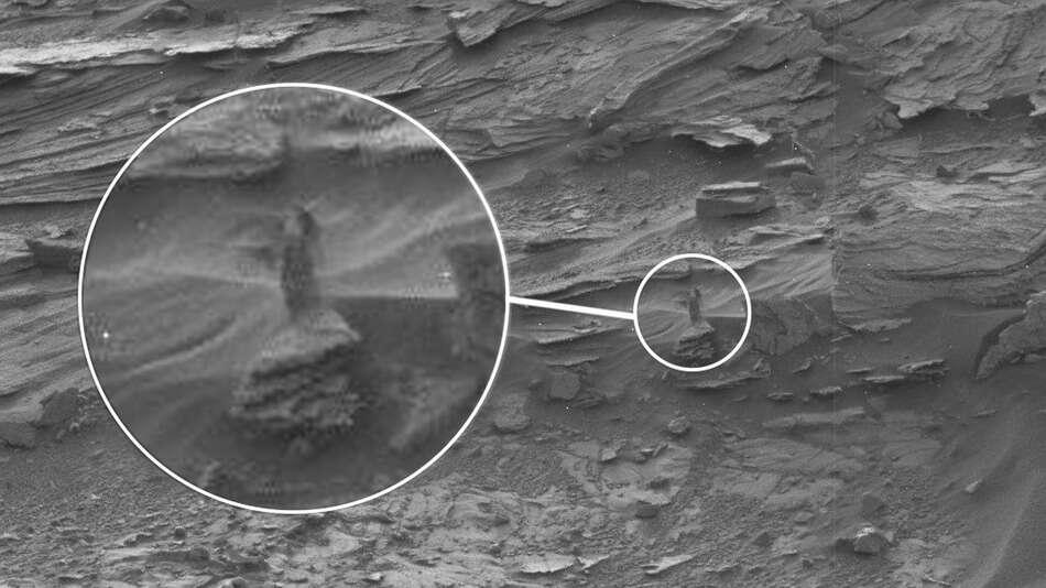 Imagem divulgada pela NASA levanta possibilidade real de vida extraterrestre