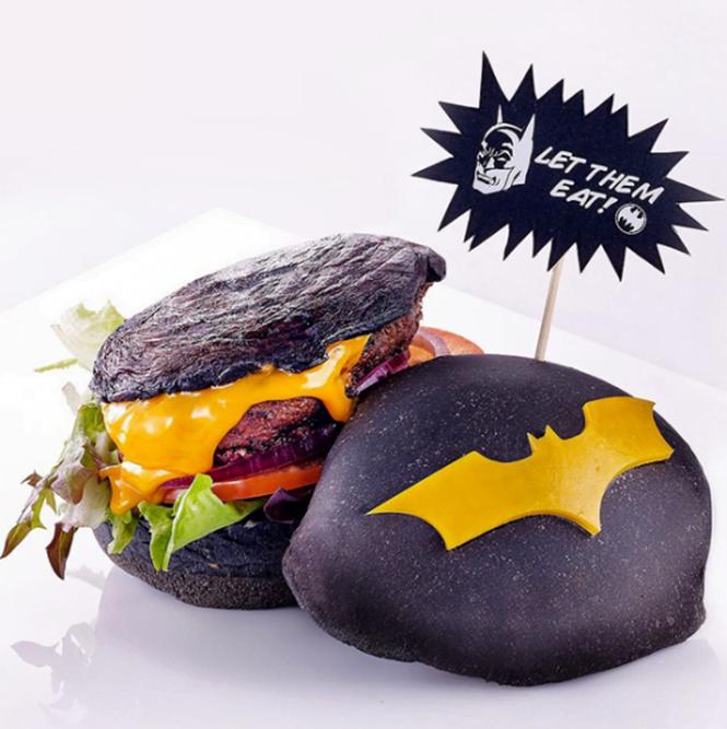 Alimentos inspirados em super-heróis