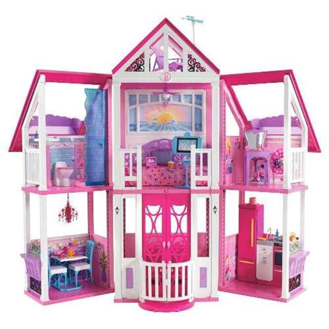 Barbie Californian Dream House, Û99.99.    Barbie Californian Dream House 2.jpg