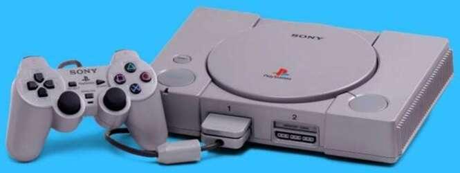 Sony Playstation One  Source: SONY