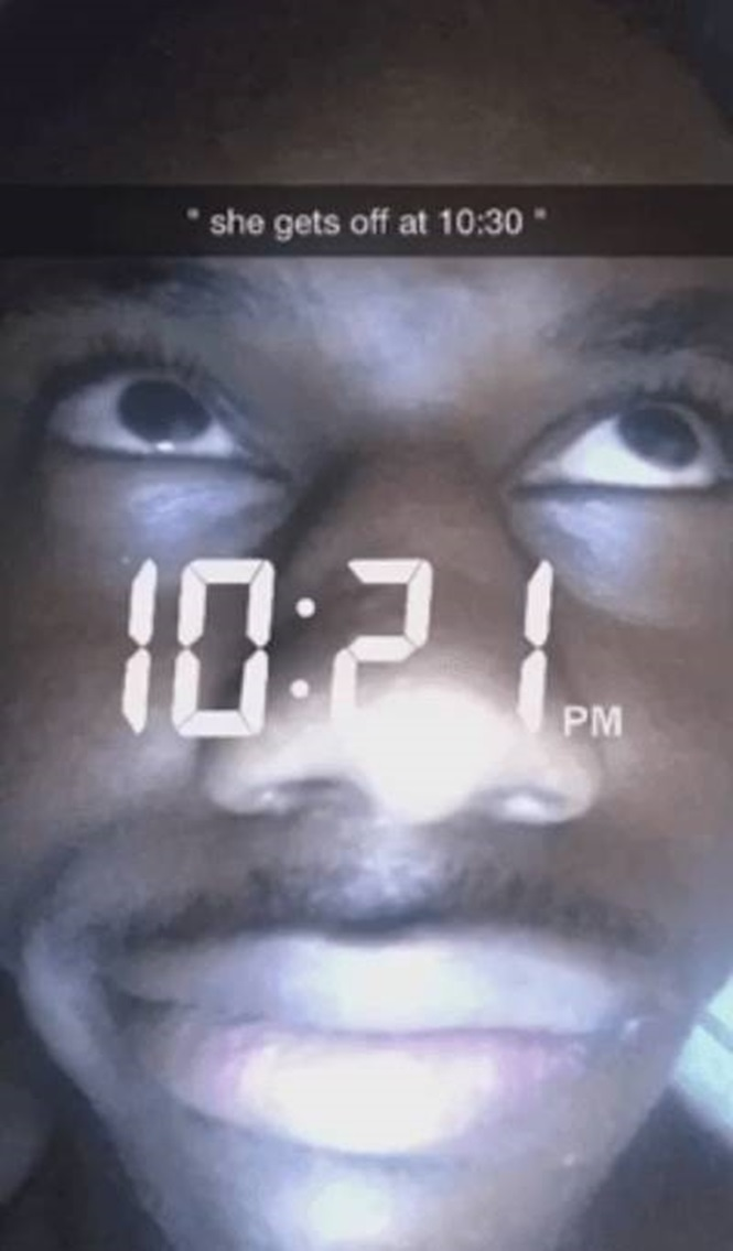 Guy Snapchats Himself Hiding Under Girls Bed After Her Mom Came Home Early