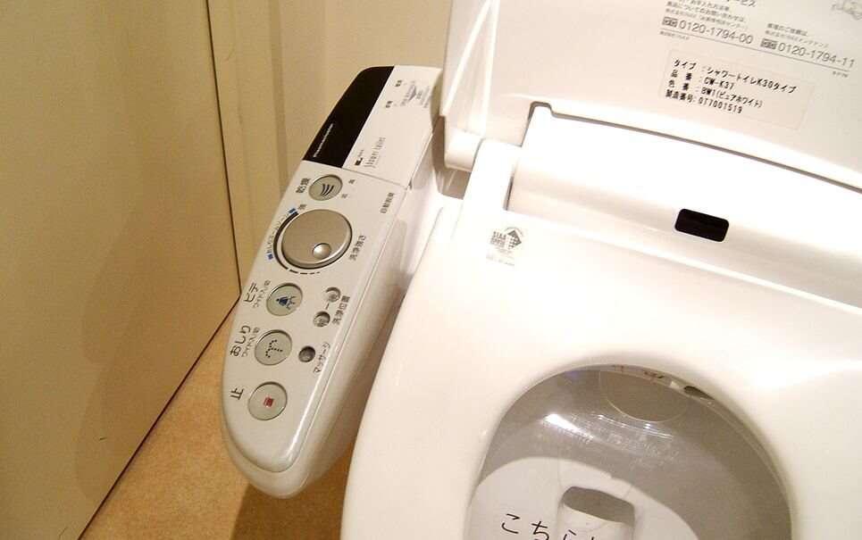 Imagens que provam que os banheiros japoneses são mais legais que os nossos