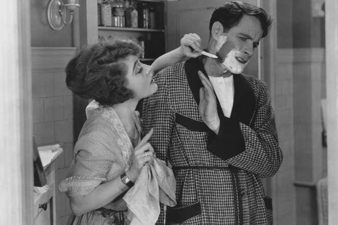Solicitações que os homens fazia às suas esposas na década de 1950
