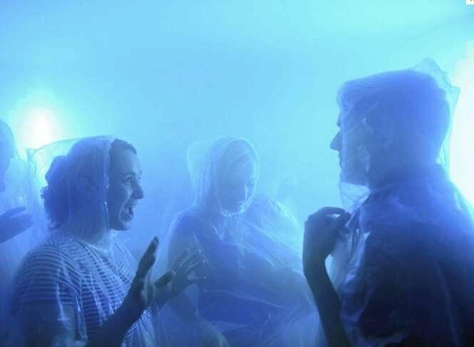 Bar cria nuvem alcoólica que permite ficar bêbado apenas respirando