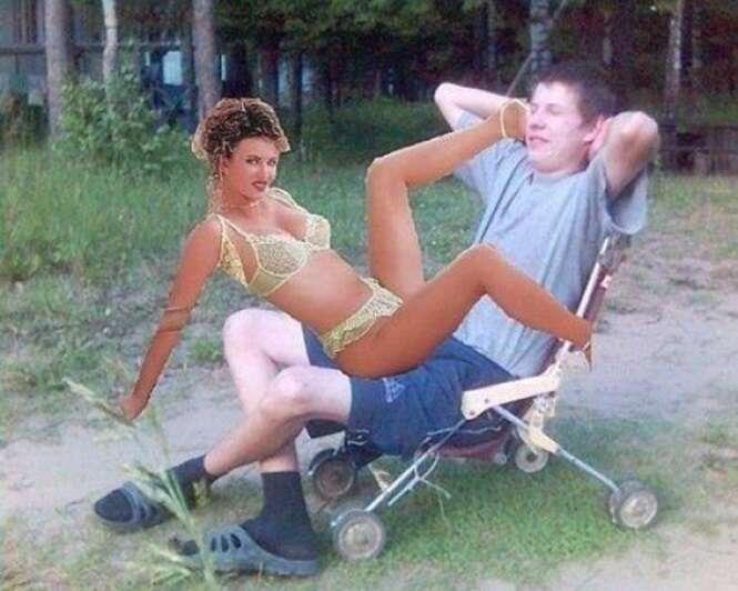 Solteiros que conseguiram encontrar namoradas com ajuda do Photoshop
