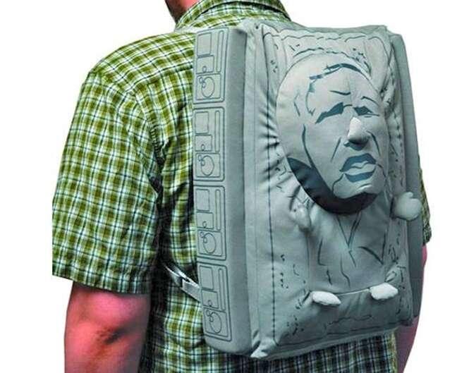 As mochilas mais criativas do mundo