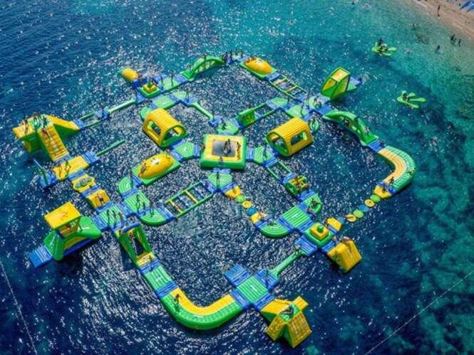 16 parques infantis que são o sonho de qualquer criança