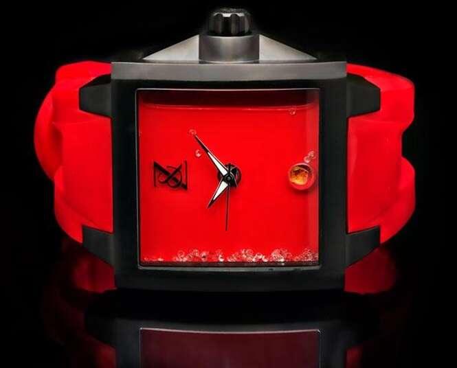 Os mais incríveis relógios de pulso