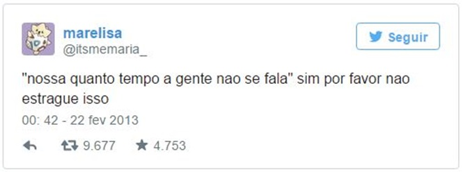 Tuítes mais engraçados do Brasil