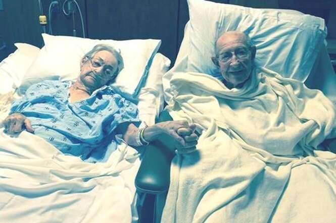 Hospital quebra regra e coloca pacientes idosos juntos no mesmo quarto