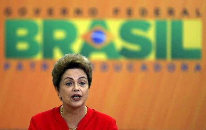 Frases sem sentido algum ditas este anos pela presidente Dilma