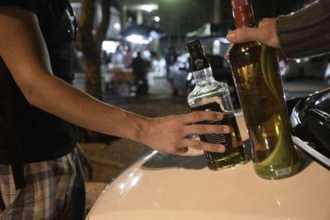 Curiosos efeitos colaterais da bebida alcóolica