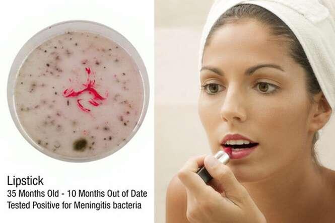 Testes em produtos de maquiagem revelam que elas possuem bactérias mortais na composição