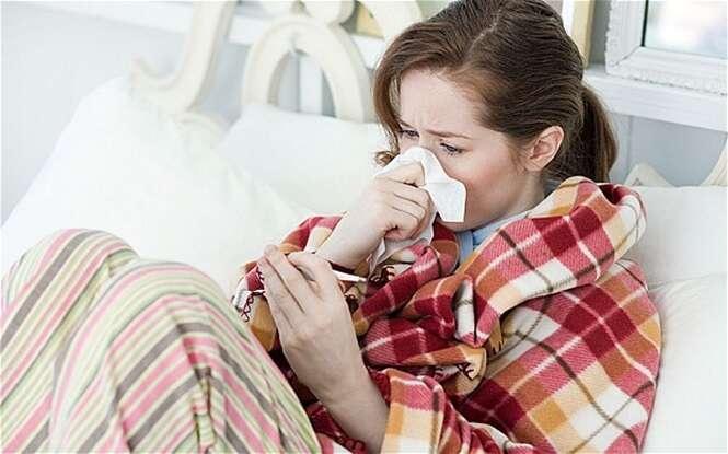 Pessoas que dormem pouco por noite são 4 vezes mais propensos a ficarem doentes