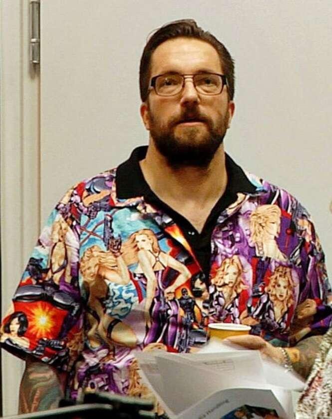 Pessoas que não dão a mínima para o que você pensa da camisa que usam