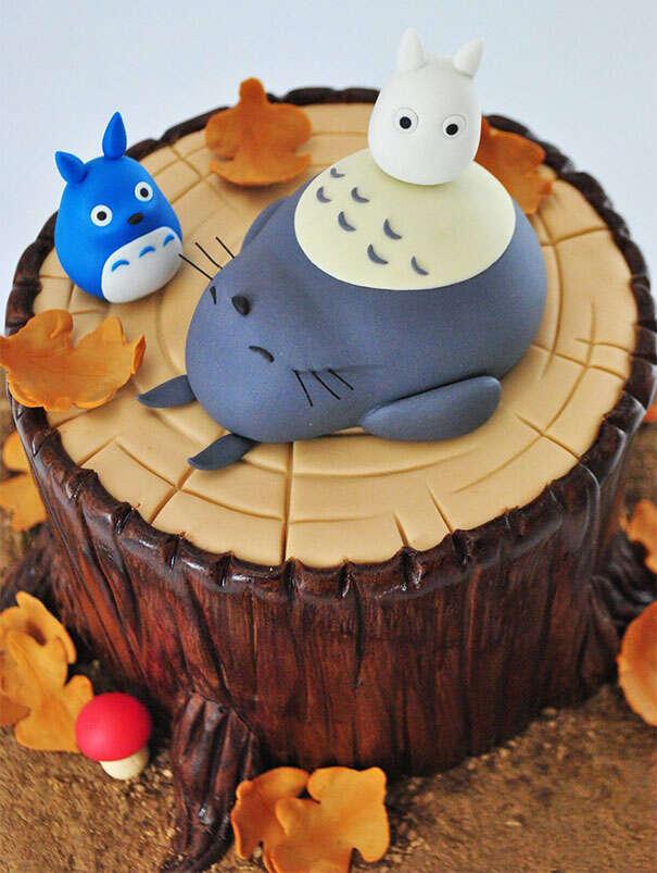 Bolos Totoro