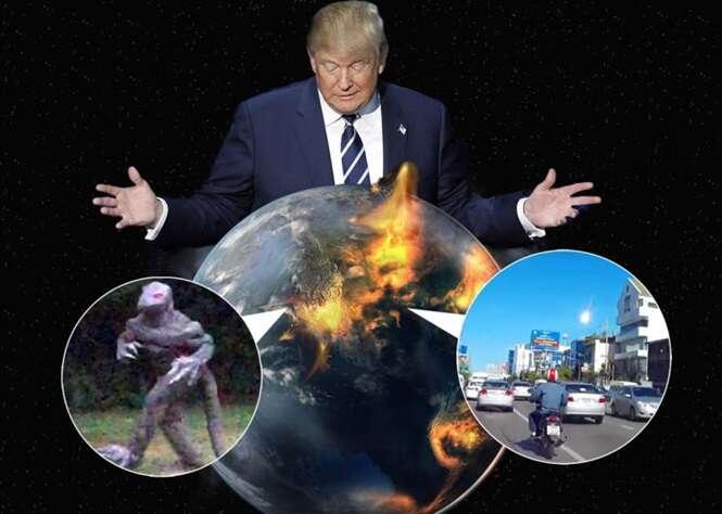 Provas de que o fim do mundo vai acontecer no final deste mês