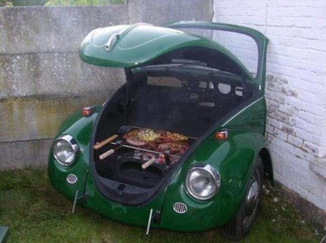 As mais criativas churrasqueiras do mundo