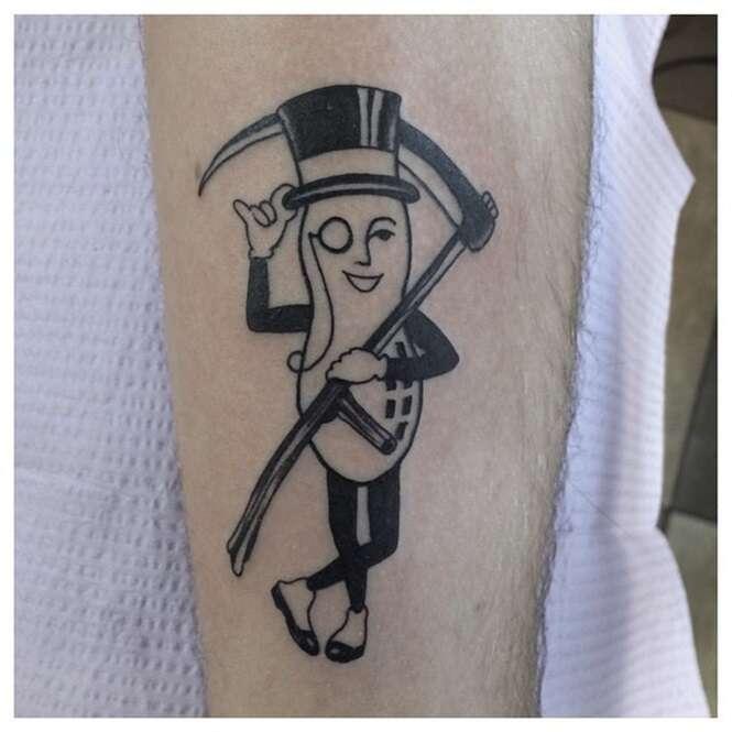 Tatuagens absurdamente inteligentes