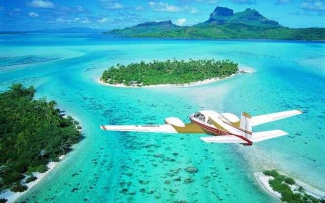Imagens que vão fazer você querer viajar para Bora-Bora