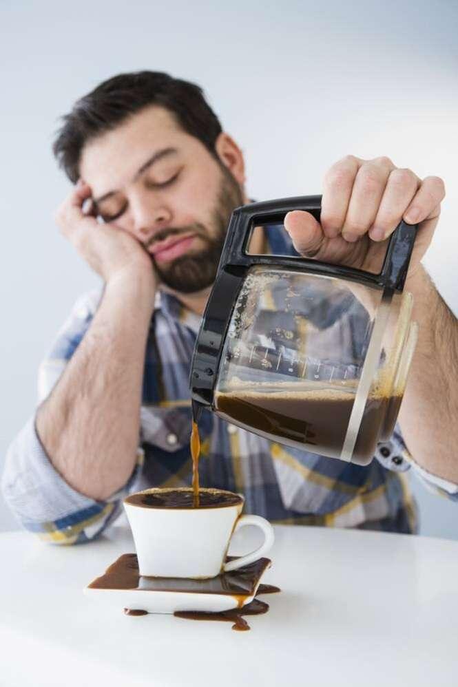 Começar a trabalhar antes das 10 horas da manhã é uma tortura