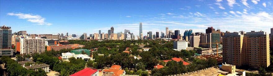 Pequim bane 2,5 milhões de carros e população enxerga céu azul pela primeira vez em anos
