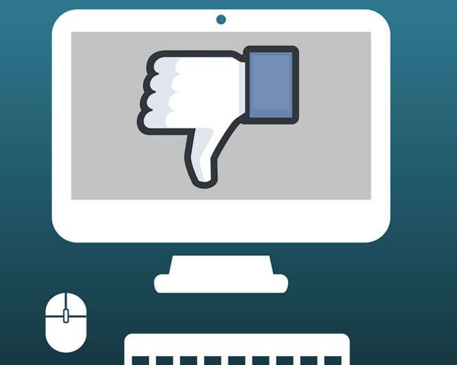 Facebook fora do ar