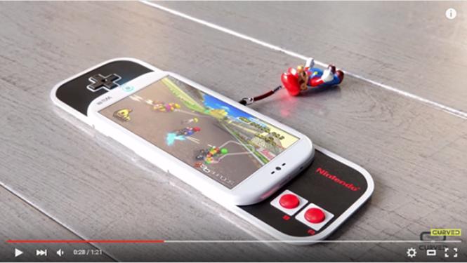 Você compraria um celular da Nintendo?