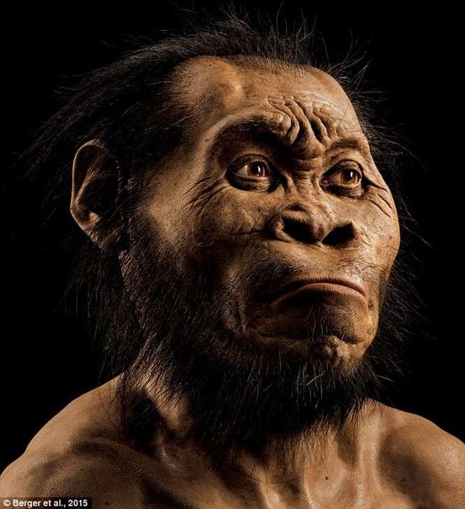 Nova espécie humana é descoberta na África do Sul