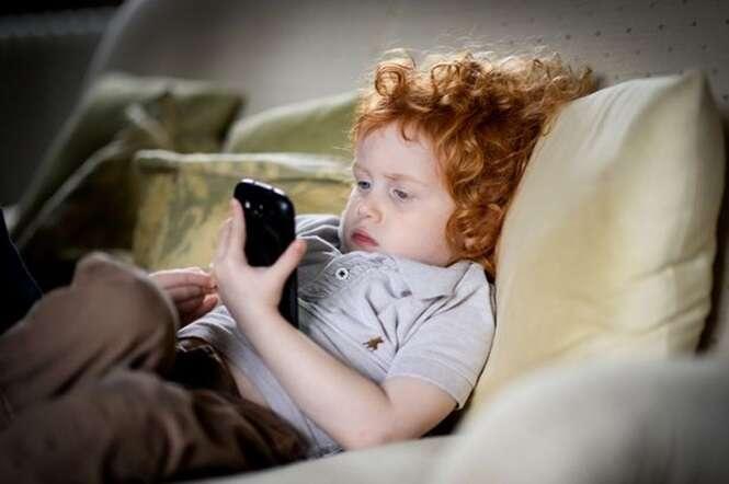 Pais desejam que filhos tenham celular somente à partir dos 10 anos