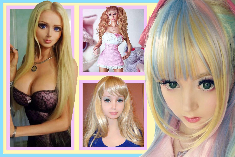 Garotas incrivelmente iguais à boneca Barbie que garantem nunca ter passado por cirurgia