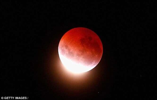 Lua de sangue pode anunciar o fim dos dias segundo pastor