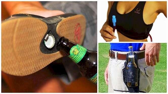Produtos criativos para quem gosta de saborear uma boa bebida