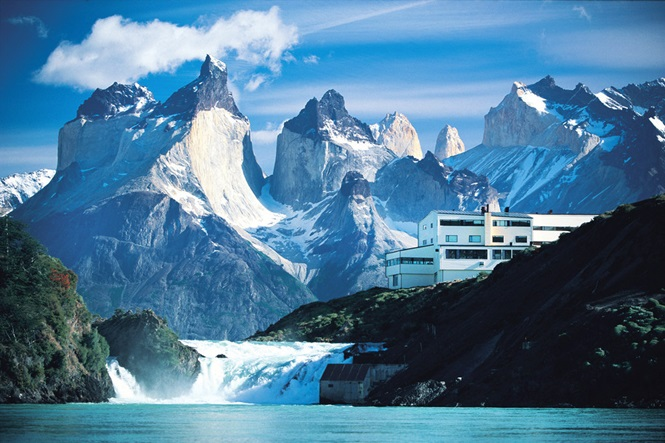 Os hotéis mais isolados do mundo